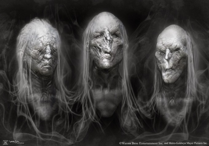 The_Hobbit_Battle_of_the_Five_Armies_Concept_Art_Andre_Baker_Wraiths3