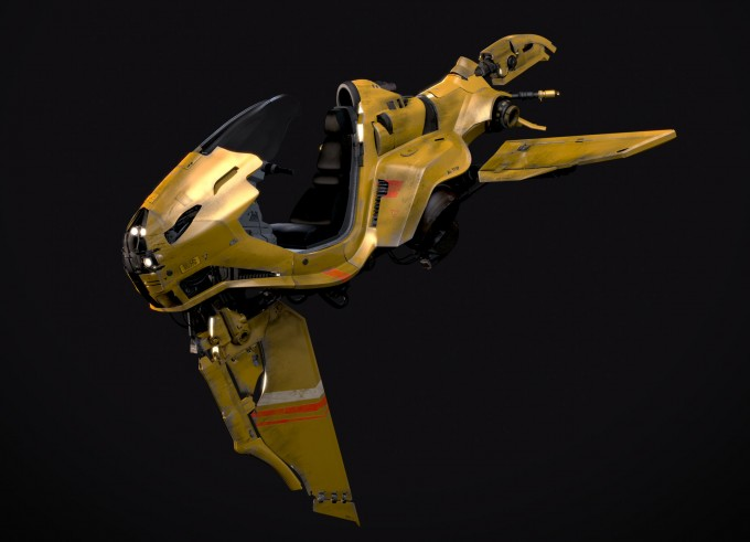 The_Leviathan_modeling_texturing_Skybike_Daniel_Rath_01