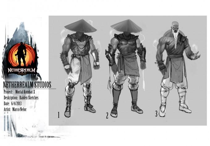 Mortal_Kombat_X_MKX_Concept_Art_MN_Raiden_Template-Idea