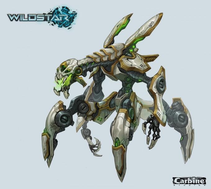 Wildstar_Concept_Art_Kory_Lyn_Hubbell-eldan_commander_bot
