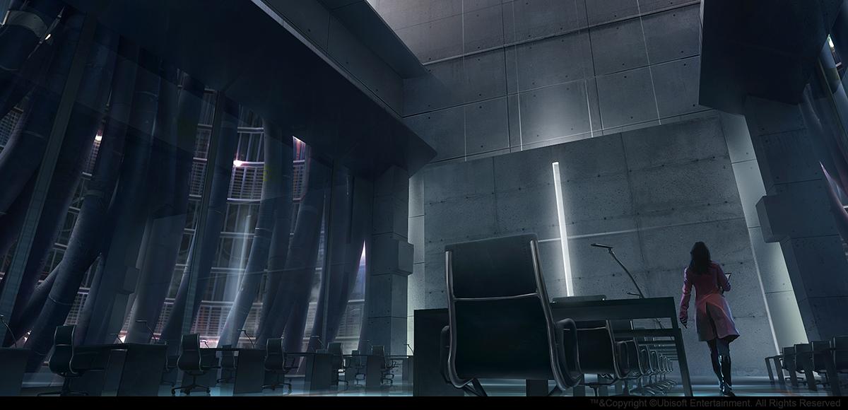 William Wu Concept Art Ac3 Ev Present Temple Interior Concept