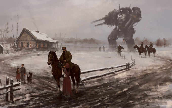 Jakub_Rozalski_Art_1920-farewell-110x70small