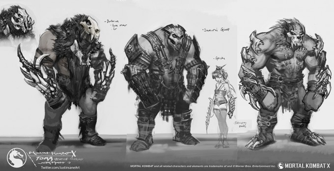 Mortal_Kombat_X_MKX_Concept_Art_JM_Torr_ideation_sketches_03
