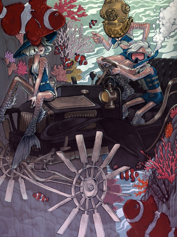 Sam_Schechter_Art_Illustration_barnacle