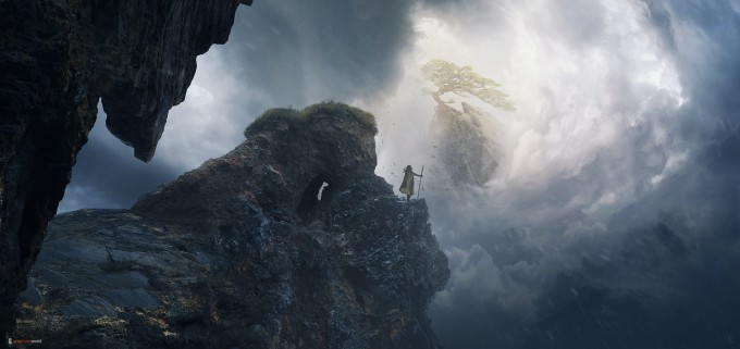 Jessica_Rossier_Concept_Art_The_end_of_the_way-Key_artwork
