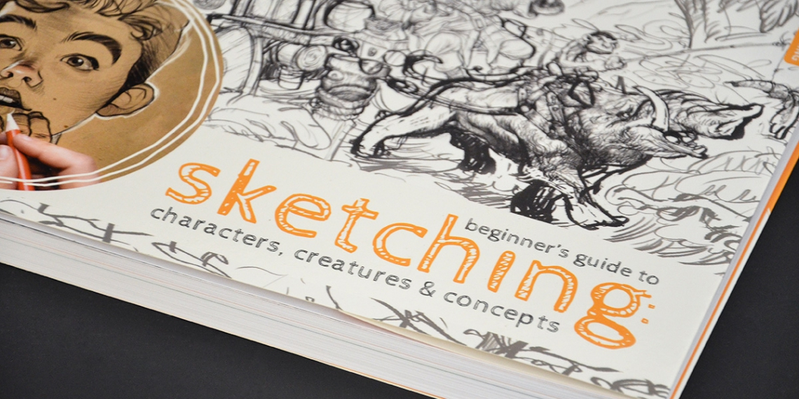 Beginners Guide to Sketching Characters Creatures Concepts m01