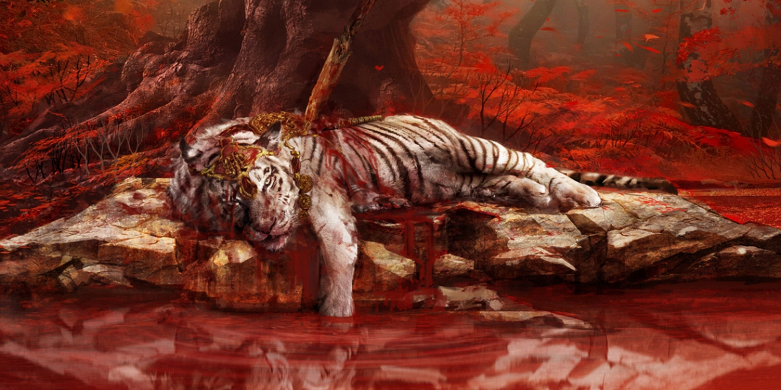 Far Cry 4 Concept Art Kay Huang 02M