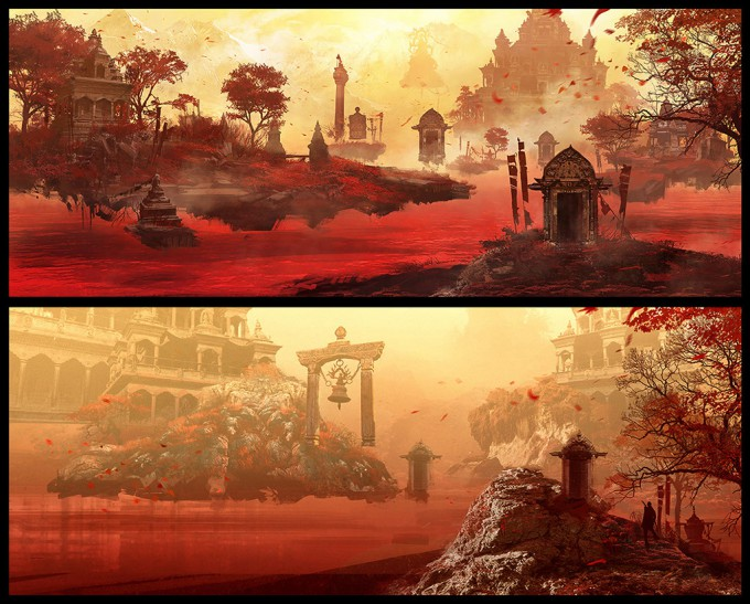 Far_Cry_4_Concept_Art_Kay_Huang_chapter3_temple-reveal_00