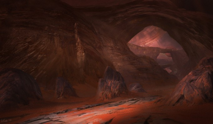 Kalen_Chock_Concept_Art_canyon-storm-02