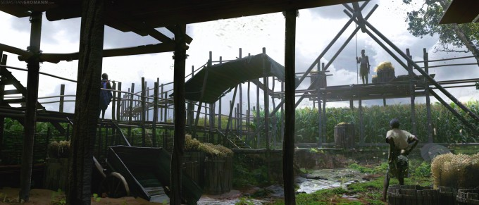 Sebastian-Gromann_Concept-Art_Farmland