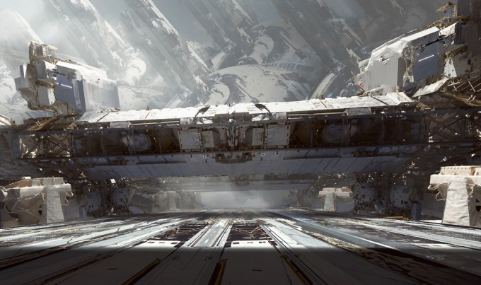 Brandon_Liao_Concept_Art_Illustration_RailGunArray-Step8