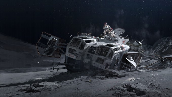 Nick_gindraux_Concept_Art_Space_Skiff_Crash_01