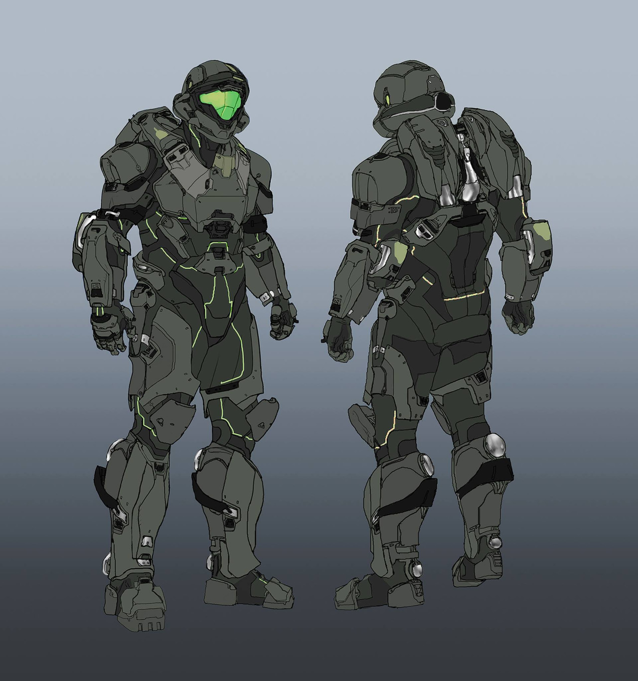 how to get odst armor in halo 5