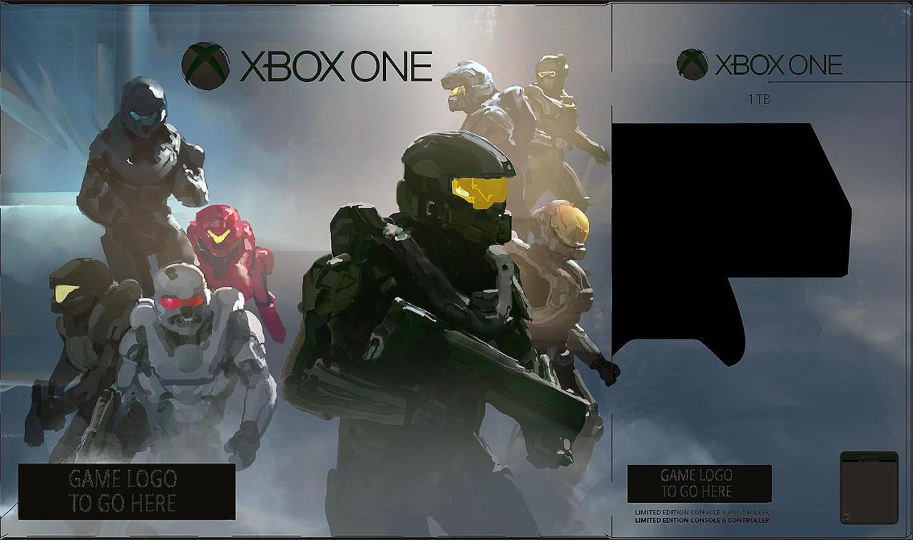Halo 5 Guardians Concept Art By Daniel Chavez Concept