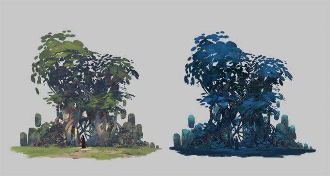 Kalen_Chock_Concept_Art_gate-color