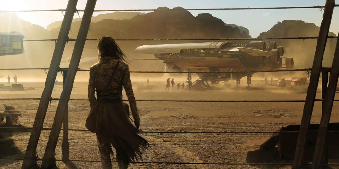 Star Wars The Force Awakens Concept Art AW M01