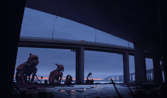 Tales_from_the_Loop_Simon_Stalenhag_underbro