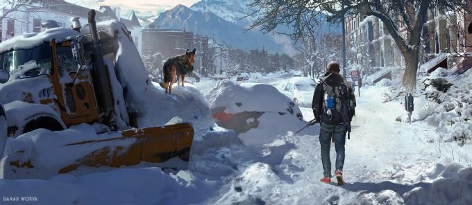 Danar_Worya_Concept_Art_Illustration_lost-in-snow-low