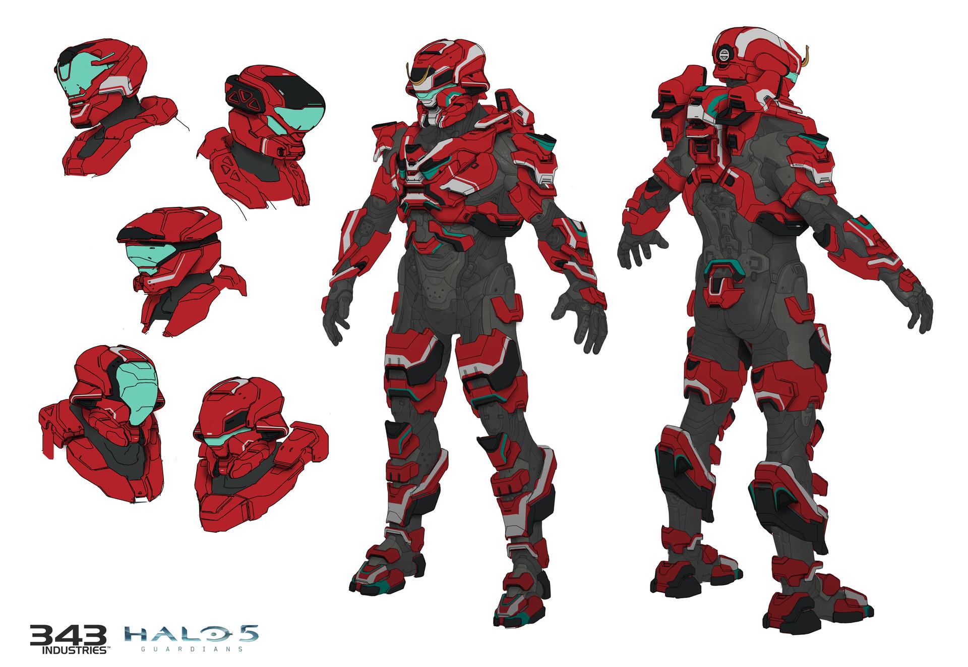 Halo 5: Guardians Conc...