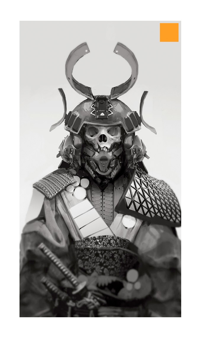Samurai Concept Art and Illustration | Concept Art World