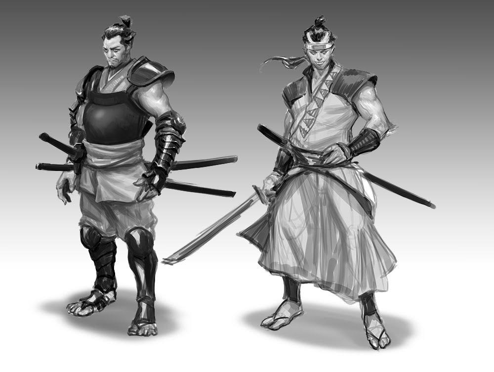 Make samurais great again! : ConanExiles