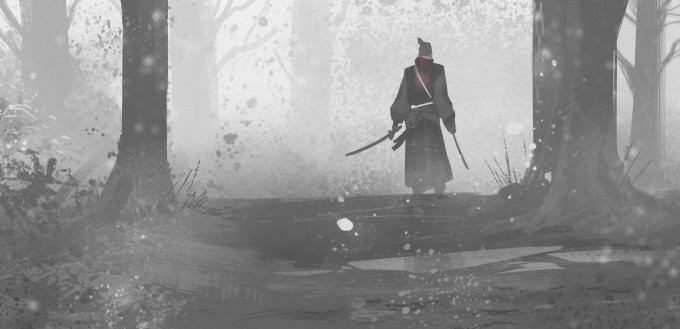 Samurai_Concept_Art_Illustration_01_Izzy_Medrano