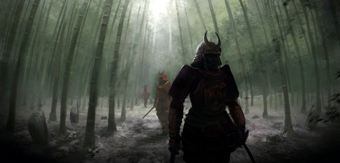 Samurai_Concept_Art_Illustration_01_Pierre-Etienne_Travers