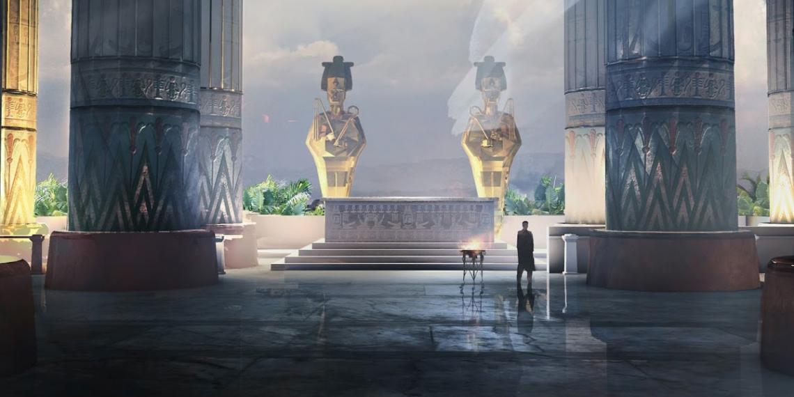Gods of Egypt Concept Art GM 0 M01