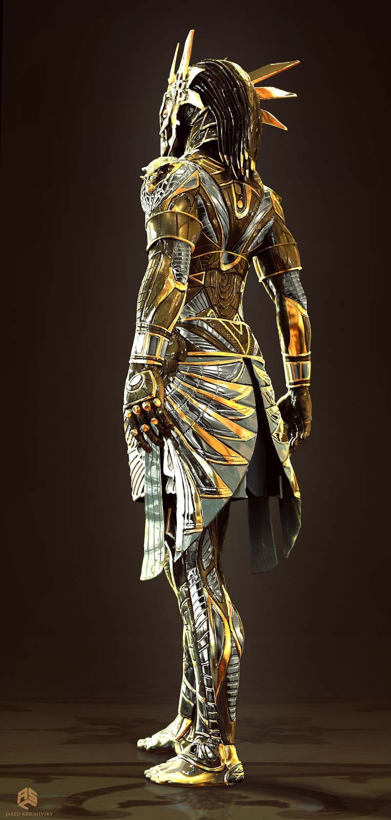 Gods of Egypt Concept Art by Jared Krichevsky | Concept
