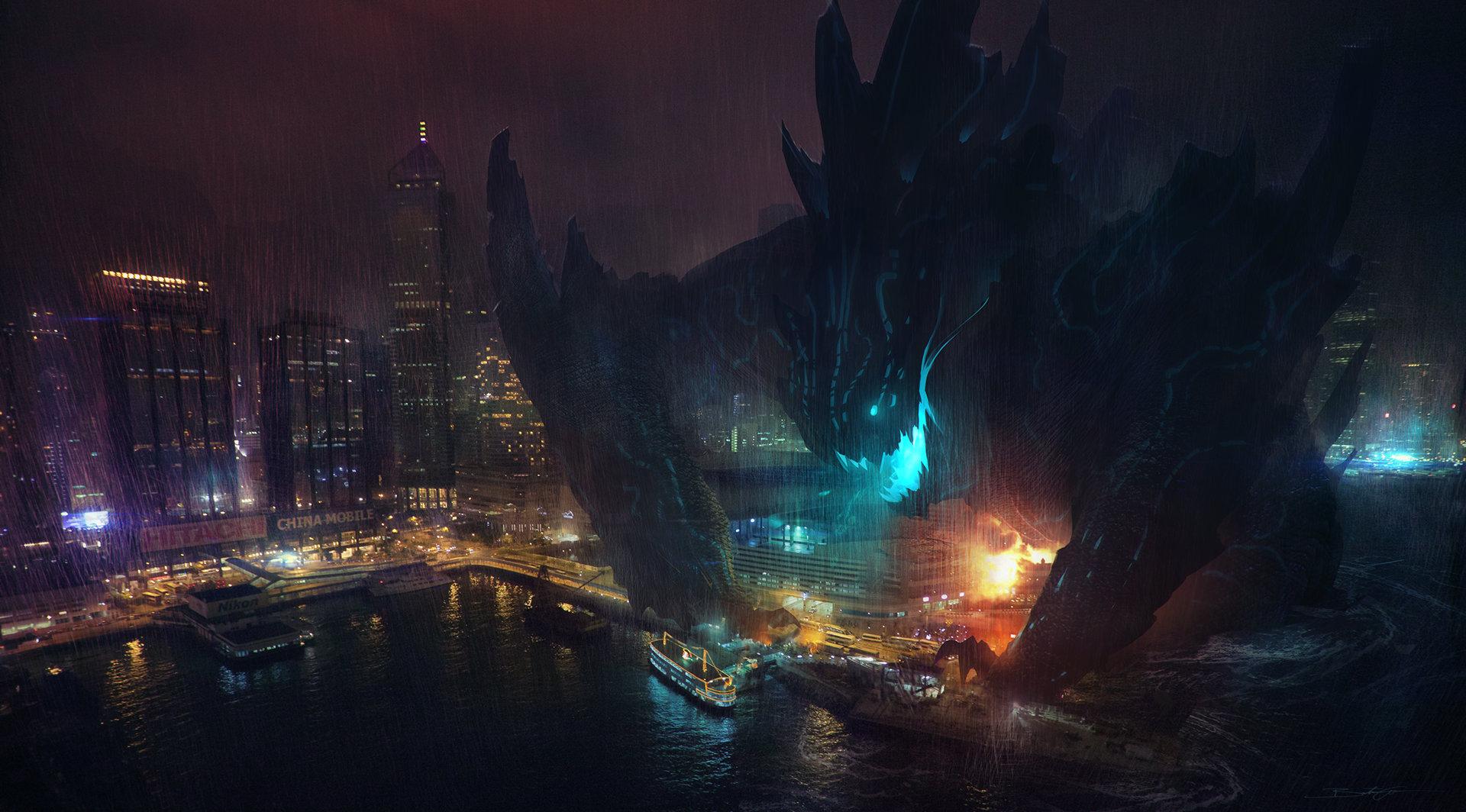 Kaiju and Jaeger Inspi...
