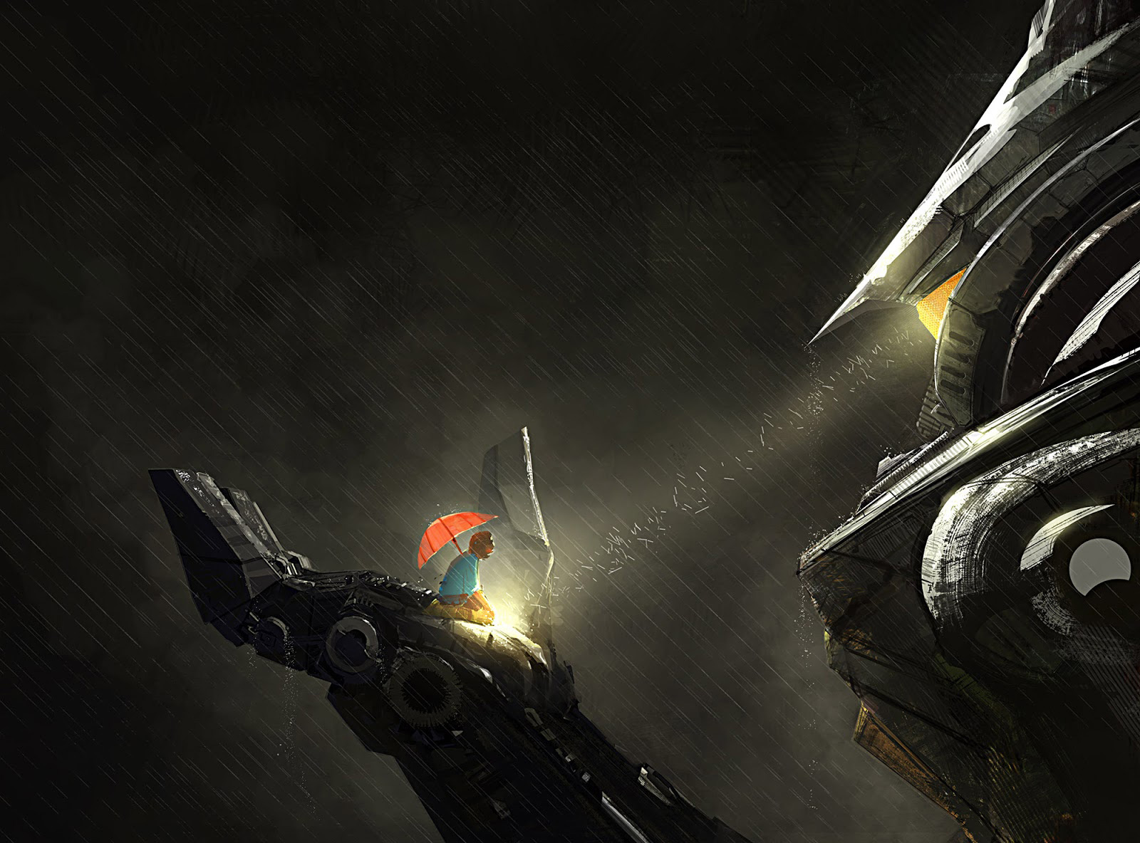 Kaiju and Jaeger Inspired Concepts | Concept Art World Pacific Rim Concept Art