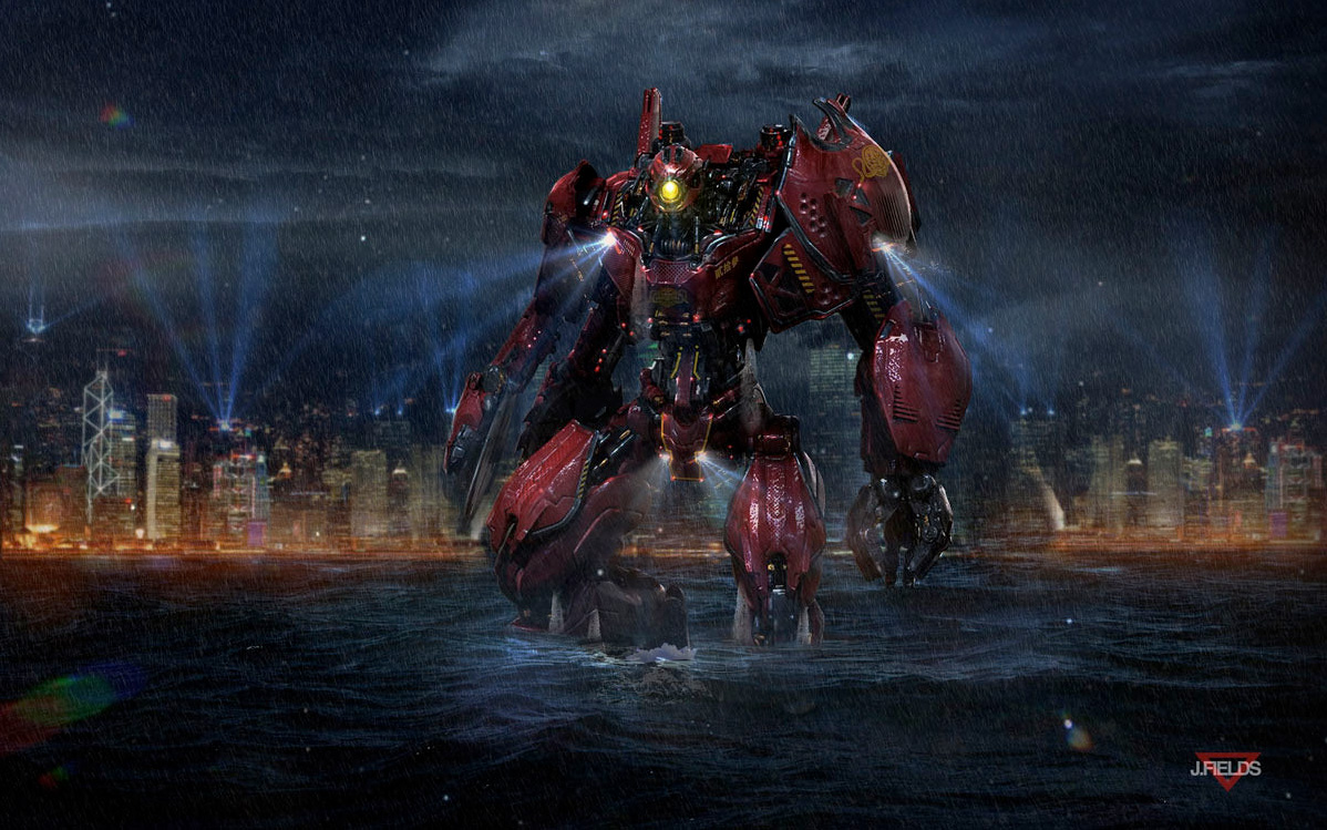 Kaiju And Jaeger Inspired Concepts Concept Art World