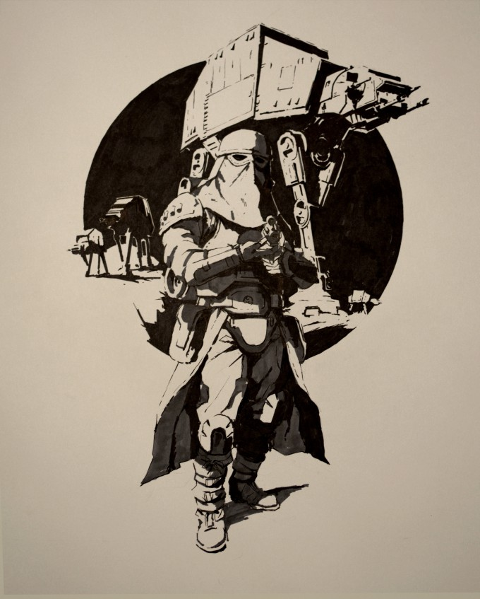Star_Wars_Art_Concept_Illustration_02_Guillaume_Menuel_Snow_Trooper