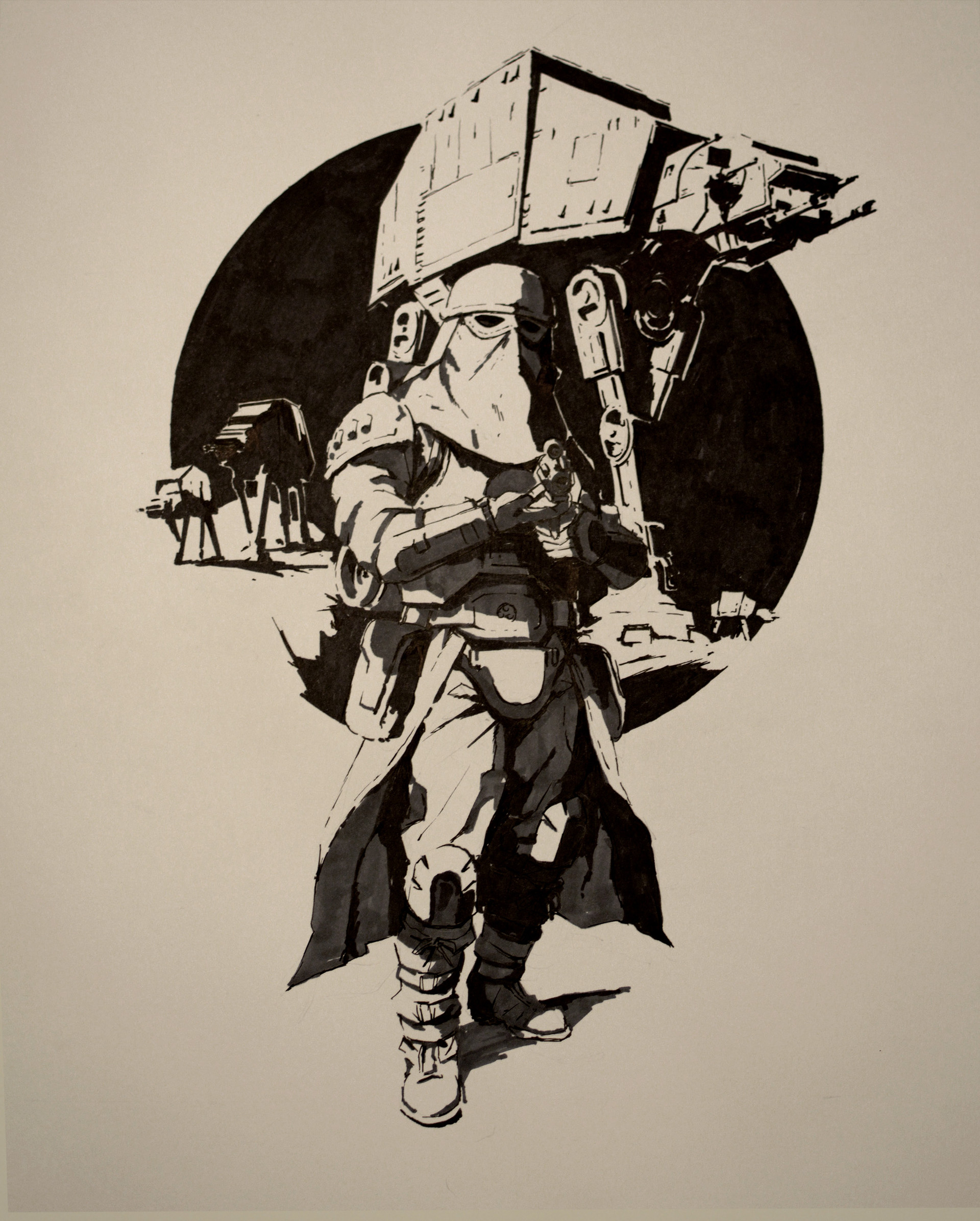 Art Illustration: Star Wars Concept Art And Illustrations II