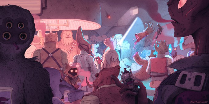 Star_Wars_Art_Concept_Illustration_02_Matt_Rockefeller_Cantina