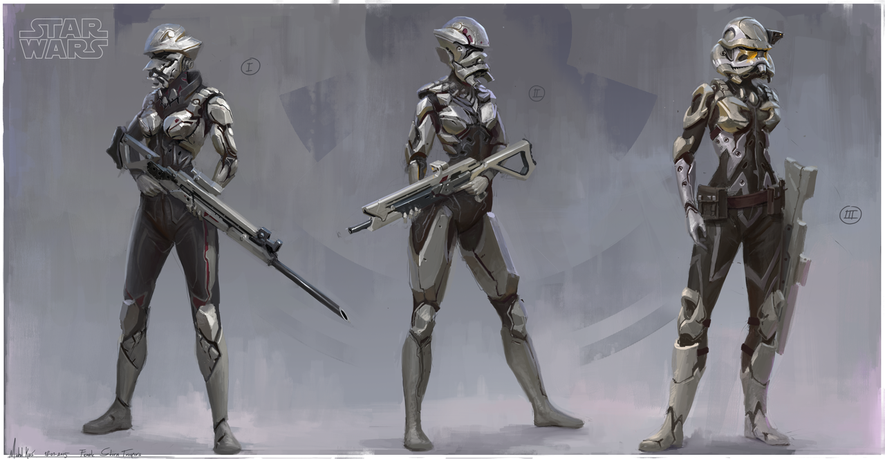 Star Wars Concept Art And Illustrations Ii Concept Art World