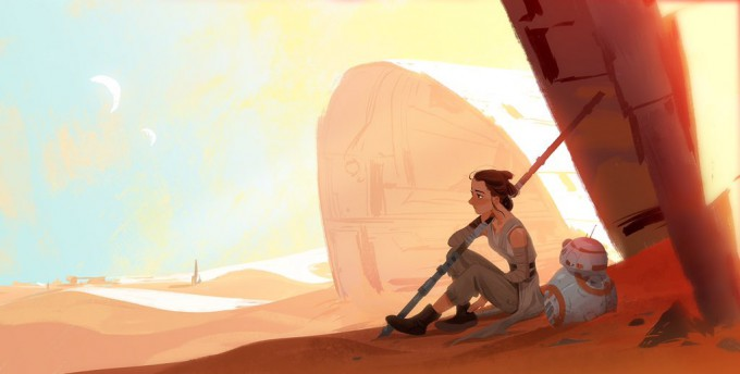 Star_Wars_Art_Concept_Illustration_02_Mingjue_Helen_Chen_Rey_BB8