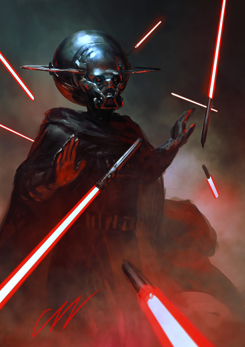 Star Wars Concept Art and Illustrations II | Concept Art World