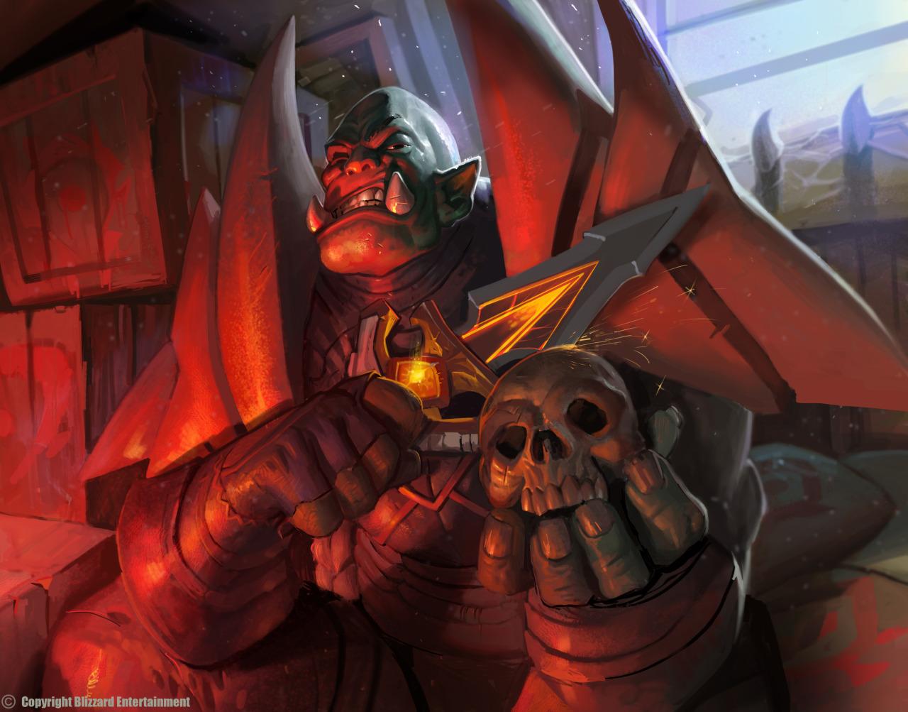 Marco Nelor Concept Art Warcraft 01 Concept Art World
