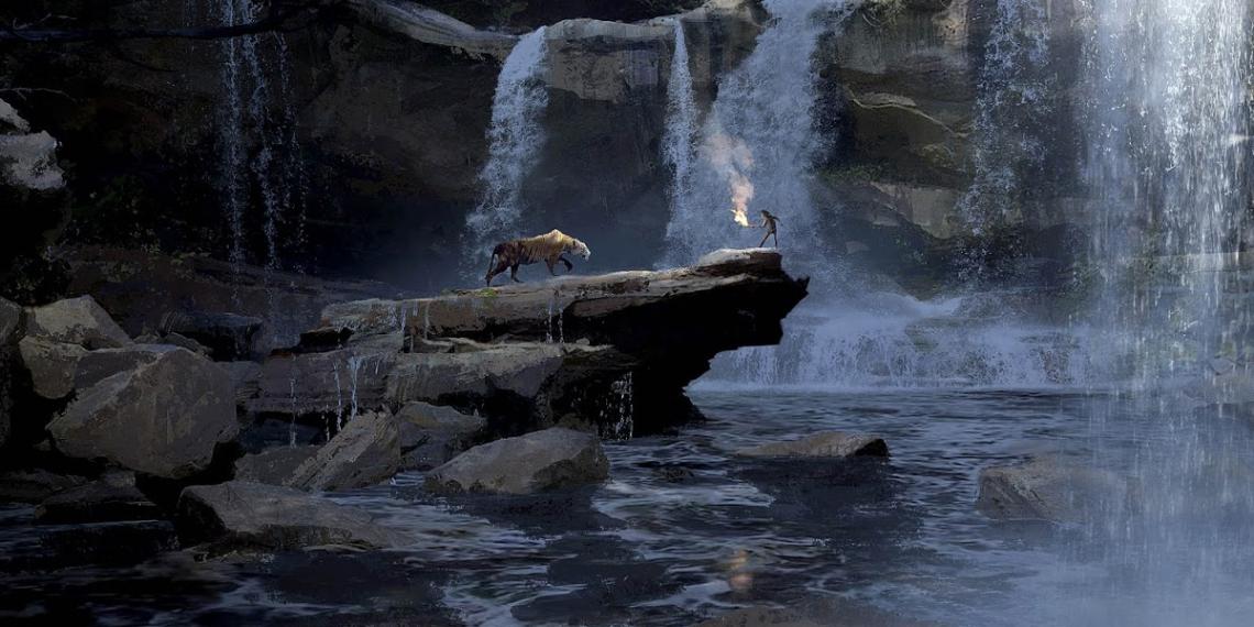 The Jungle Book Concept Art SE M01