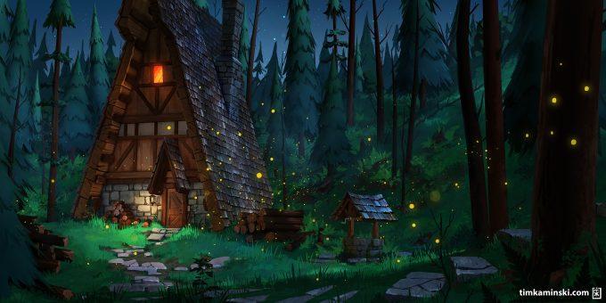 Tim_Kaminski_Concept_Art_Illustration_The_Hush_of_the_Night