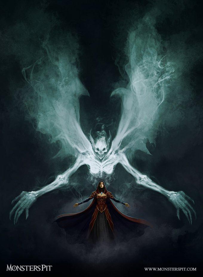 Monsters_Pit_Ccreative_Studio_Castlevania-II-Designs-04