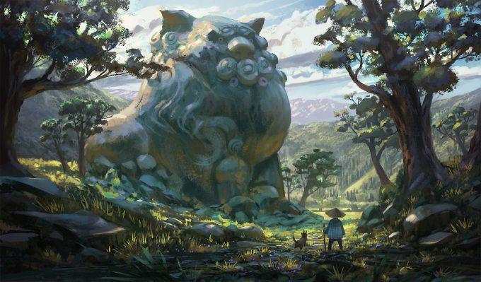 Quentin_Regnes_Concept_Art_illustration_06_giant-statue-final