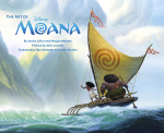 Buy The Art of Moana Art Book on Amazon