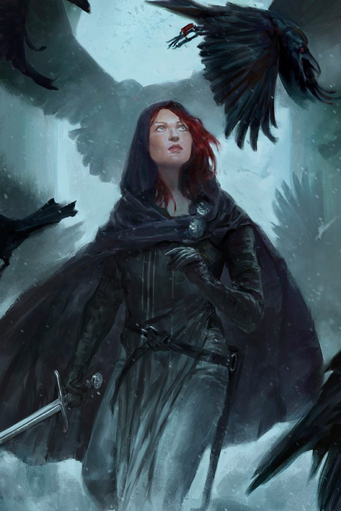 Thea_Turner_ConcepArt_Illustration_01_Leliana-Crows