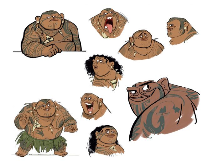 disney-the-art-of-moana-concept-art-illustration-10-bill-schwab