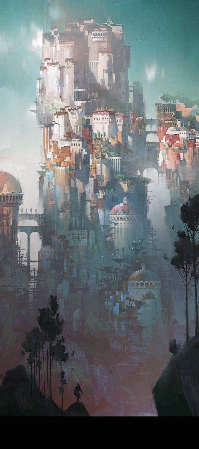 ivan laliashvili concept art lost kingdom