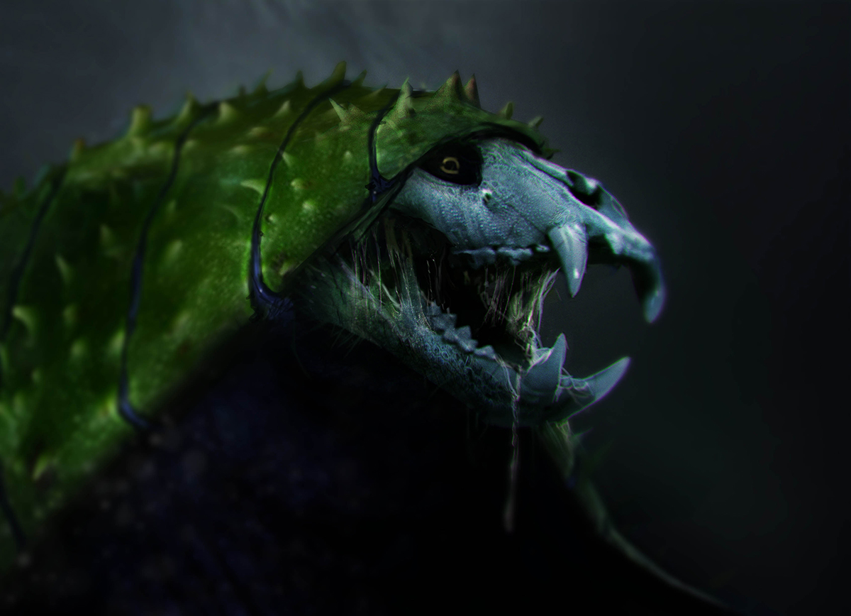 Fantastic-Beasts-and-Where-to-Find-Them-Concept-Art-DB-swooping_evil__001_004 Image Result For Fantastic Beasts