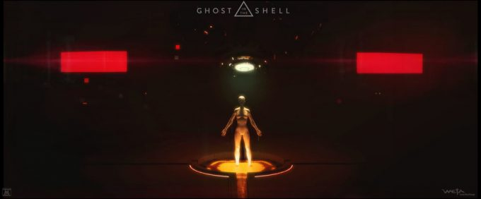 Ghost in the Shell concept art Andrew Baker Shelling reveal 02