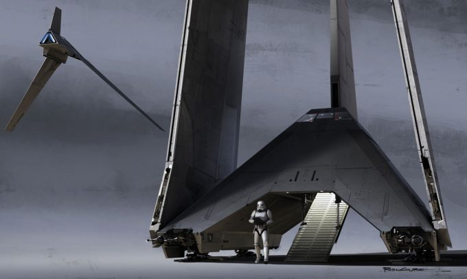 The-Art-of-Rogue-One-A-Star-Wars-Story-01-Krennic-shuttle-Concept-Art